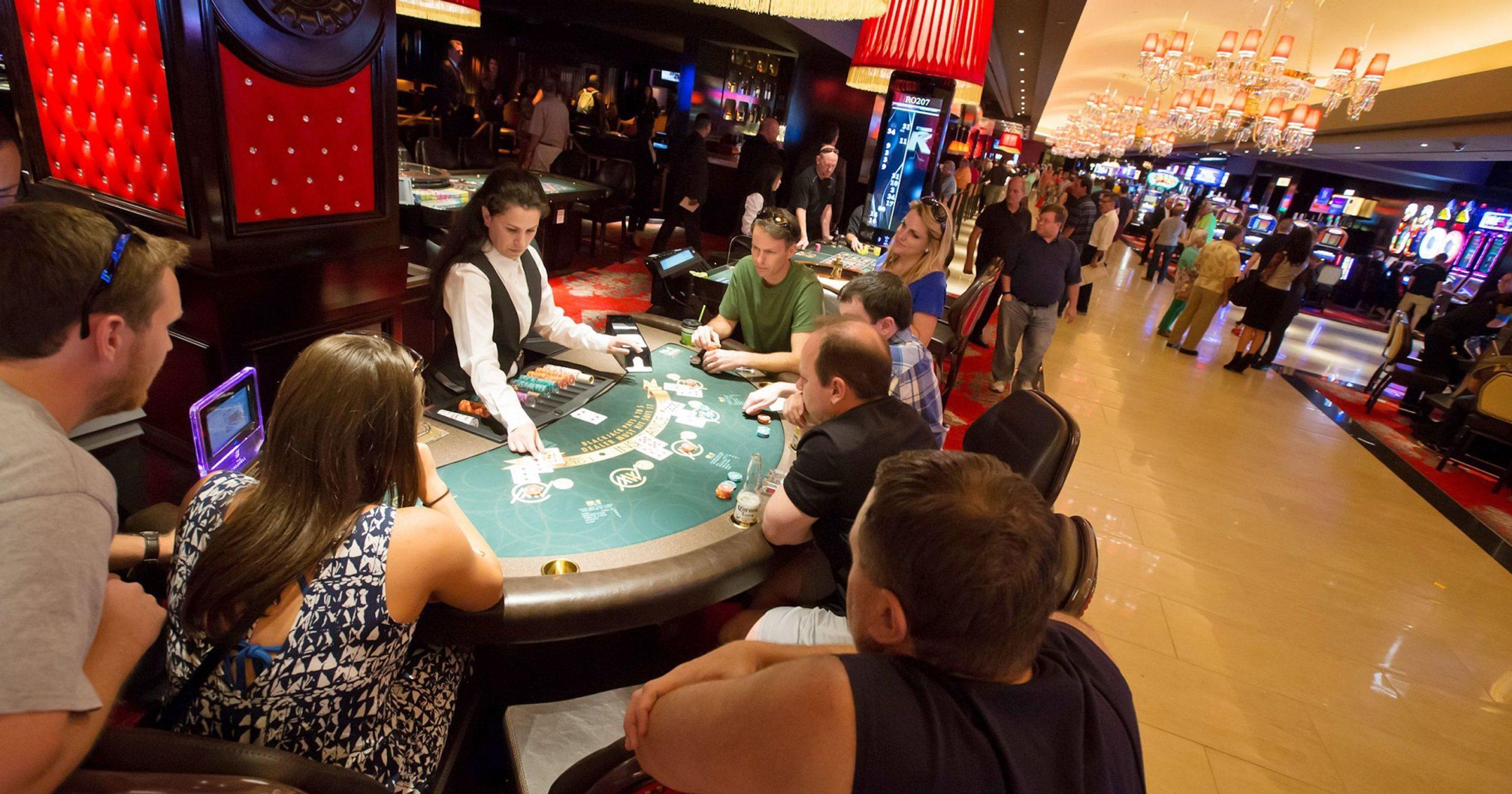 gambling casino in texas
